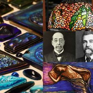 Tiffany & La Farge Stained Glass Titans of the 20th Century Webinar
