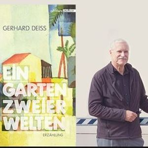 Livestream Buchprsentation von Gerhard Deiss  Ein Garten zweier Welten