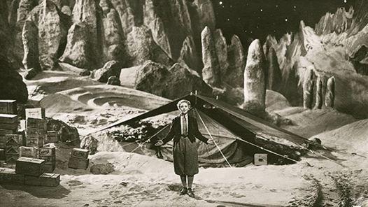 Frau Im Mond  Kino Wie Noch Nie