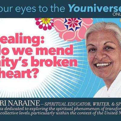 Healing How do we mend Humanitys broken heart