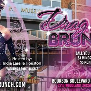Sizzling Saturdays Drag Brunch