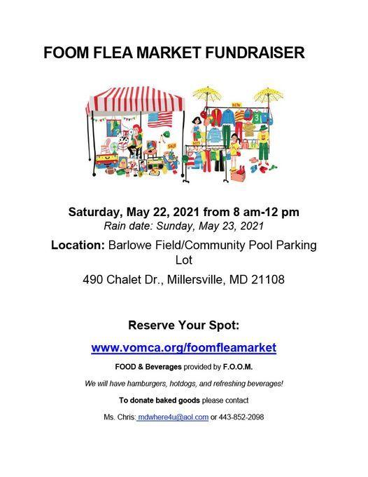 Flea Market/Yard Sale, 22 May   Event in Millersville   AllEvents.in