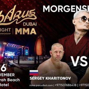MMA PaRus Fight Championship 2021 feat Morgenshtern