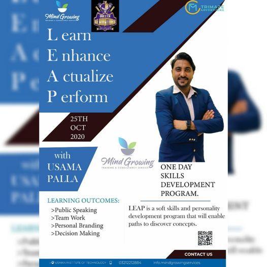 LEAP - V, 25 October | Event in Karachi | AllEvents.in