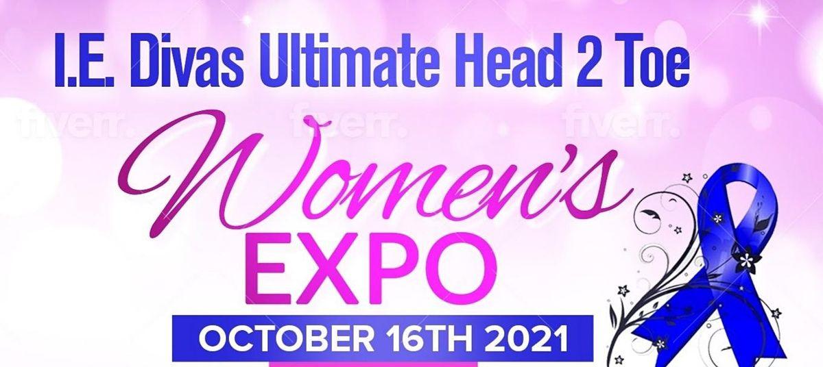 I.E. DIVAS Ultimate Head 2 Toe Women's Expo, 16 October | Event in San Bernardino | AllEvents.in