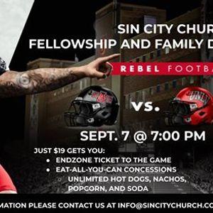 Football Fellowship Night