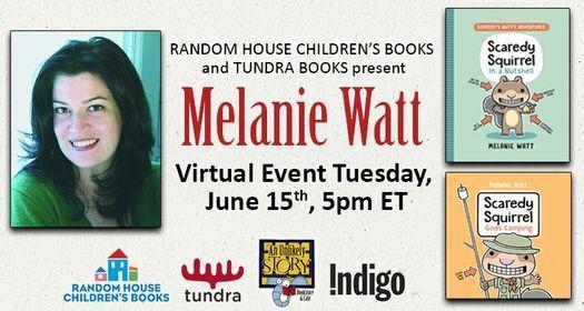 Melanie Watt, 15 June | Online Event | AllEvents.in