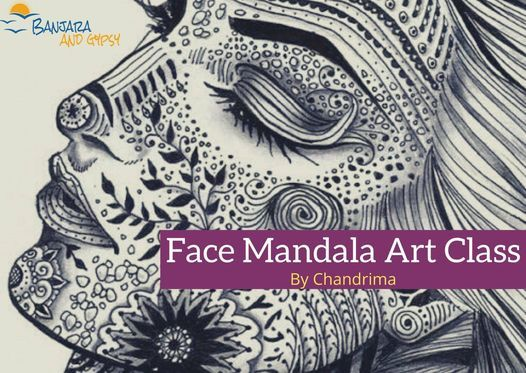 Mandala, Doodle, 3 Layer Art Workshop, 31 October | Online Event | AllEvents.in