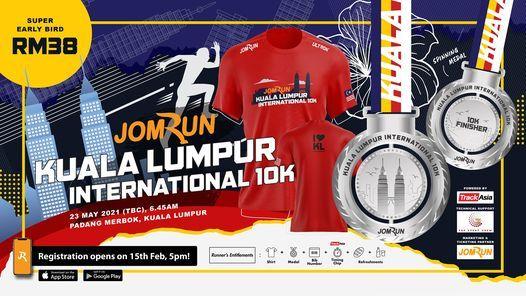 Kuala Lumpur International 10K, 23 May | Event in Kuala Lumpur | AllEvents.in