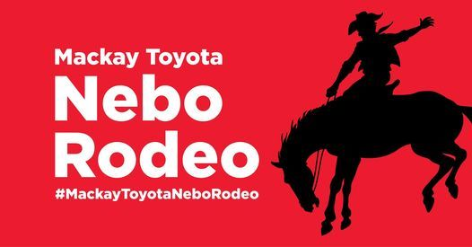 2021 Mackay Toyota Nebo Rodeo, 21 May   Event in Nebo   AllEvents.in