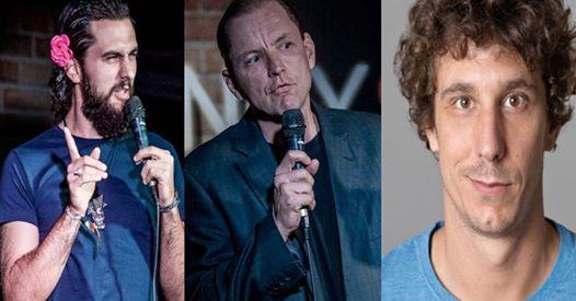Comedy at Riverside in December
