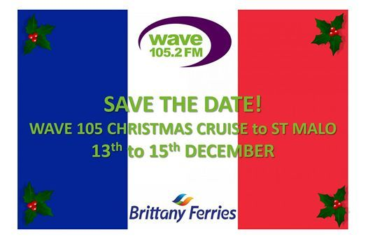 wave 105 deals christmas cruise