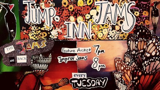 Jump Inn Jammmm | Event in Alice Springs | AllEvents.in
