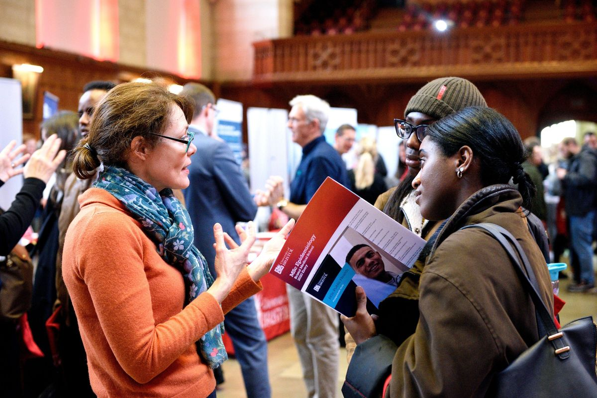 University of Bristol Postgraduate Open Day Expression of Interest 2020  University of Bristol  18 November