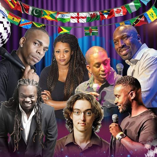 World Comedy Clash 2021, 23 May | Event in Manchester | AllEvents.in
