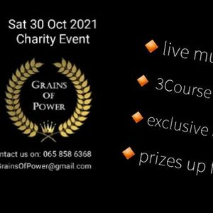 Dinner Dance Charity Event - LIVE MUSIC & EXCLUSIVE AUCTION