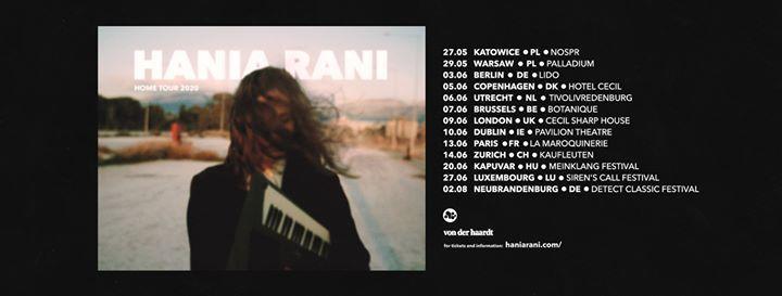 Hania Rani - London