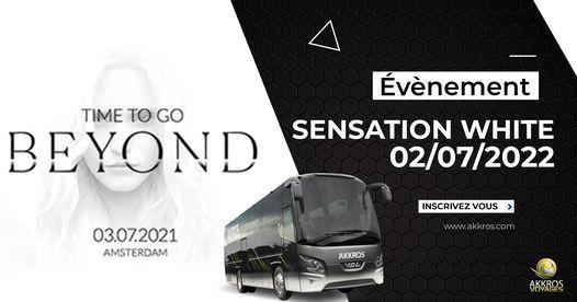 Voyage Festival Sensation - Beyond 2022 avec Akkros voyages, 2 July   Event in Amsterdam   AllEvents.in