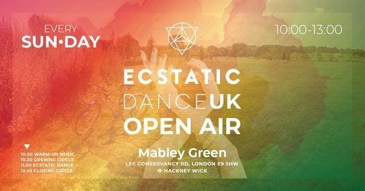 Ecstatic Dance UK - SUNDAY Open Air