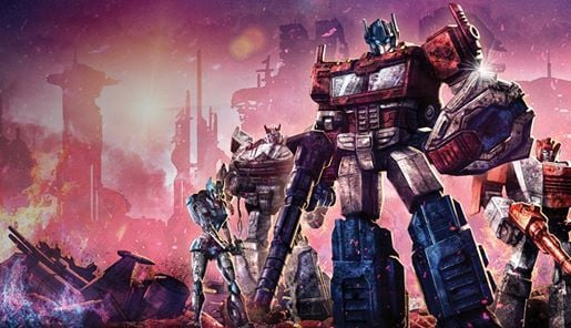 Transformers TCG Rise of the Combiners Booster Draft