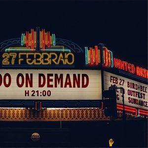 EDO on Demand  Cine e Popcorn