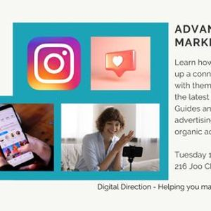 Advanced Instagram marketing