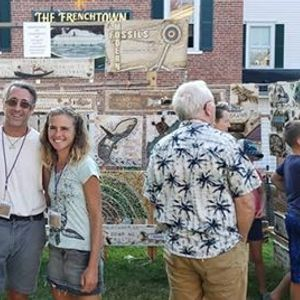 Modern Fossils At Bordentowns 30th Annual Cranberry Festival