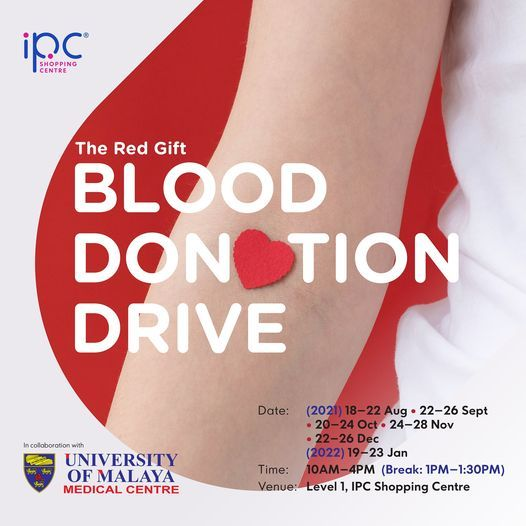 Blood Donation Drive, 22 September   Event in Petaling Jaya   AllEvents.in