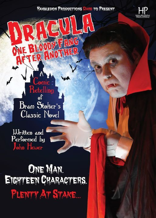 Dracula! One Bloody Fang After Another, 1 November | Event in Louth | AllEvents.in