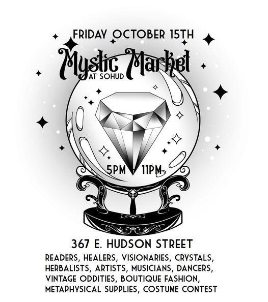 Mystic Market, 22 October   Event in Columbus   AllEvents.in
