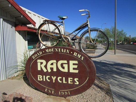 Rage Cylces Bike Shop Day Party