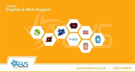 Free Seminar on Graphics & Web Designing (Online + Physical), 22 May | Event in Lahore | AllEvents.in