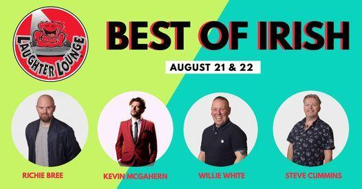 Best of Irish - Aug 21 & 22