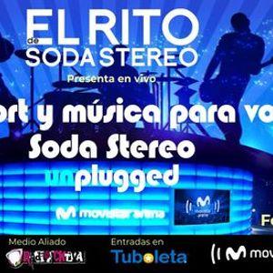 Soda Stereo Unplugged por El Rito