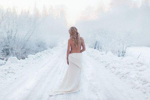 Nude Goddess Awakening Winter Wonderland  Retreat, 13 March | Event in Edmonton | AllEvents.in