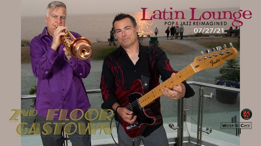 Latin Lounge, 27 July   Event in Vancouver   AllEvents.in