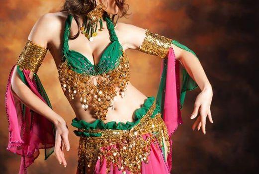 WednesdaysFit Belly Dance Beginner by Zain