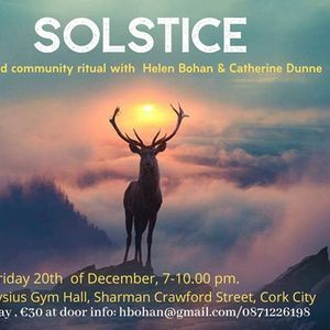 Solstice- An Evening of dance with Helen Bohan & Catherine Dunne