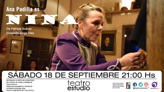 NINA   Event in La Plata   AllEvents.in