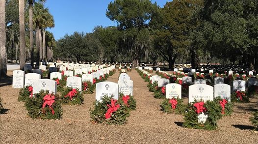 Wreaths Across America Beaufort