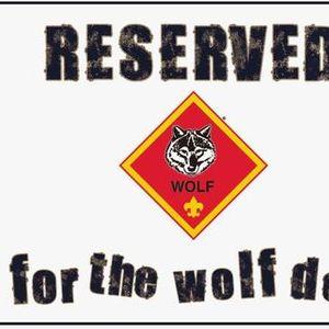 2nd Grade Wolf Den Meeting