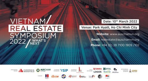Vietnam Real Estate Symposium 2021 – What's Next, 13 May | Event in Ho Chi Minh City | AllEvents.in