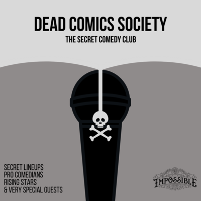 Dead Comics Society