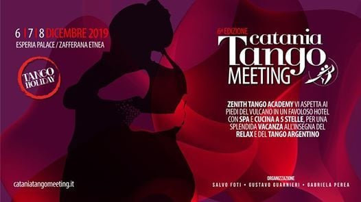 Catania Tango Meeting - 6 edition