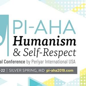 Humanism & Self-Respect Conference