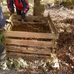 Toimiva komposti -kompostointikurssi