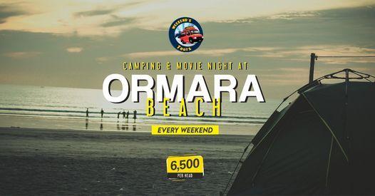 Ormara Beach - Night Camping - Bonfire & Movie Scene | Event in Karachi | AllEvents.in