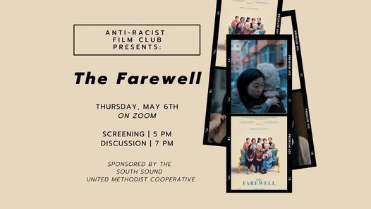 Anti-Racist Film Club: The Farewell | Online Event | AllEvents.in