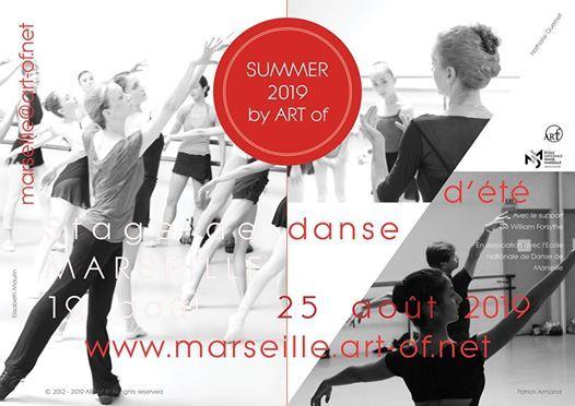 ART of - Stage de Danse Dt Marseille
