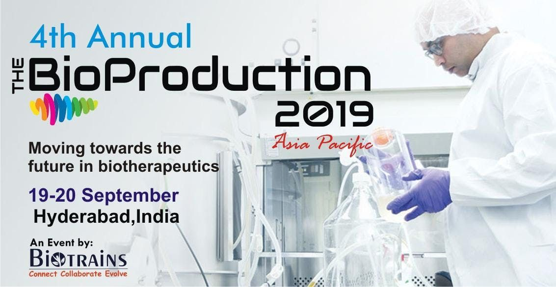 THE BIOPRODUCTION - ASIA PACIFIC 2 0 1 9
